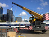 Barangaroo Project Crane Hire